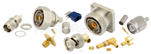 Pasternack RF Connectors