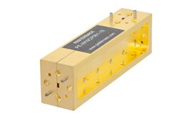 WR-10 Directional Waveguide Coupler UG-387/U-Mod 75 GHz to 110 GHz