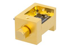 Waveguide Mixer Down Converter WR-12 From 60 GHz to 90 GHz, IF From DC to 18 GHz And LO Power of +13 dBm, UG-387/U Flange, E Band