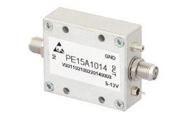 18 dBm P1dB, 50 MHz to 1,000 MHz, Low Noise Amplifier, SMA