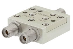 50 Ohm 2 Way 2.92mm Power Divider From 10 GHz to 40 GHz Rated at 12 Watts