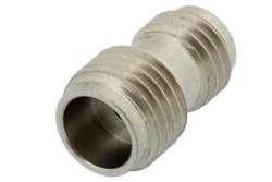 1.85mm Female Threaded Connector Field Replaceable Attachment 0.009 inch Pin