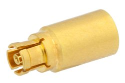 0.5 Watt RF Load Up to 40 GHz With Mini SMP Female Input Gold over Nickel Plated Beryllium Copper