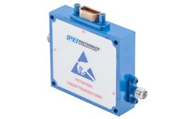 0 to 60 dB Voltage Variable Attenuator, PIN Diode, 4 GHz To 8 GHz, SMA