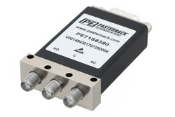 SPDT Electromechanical Relay Failsafe Switch, DC to 18 GHz, up to 90W, 12V, TTL, SMA