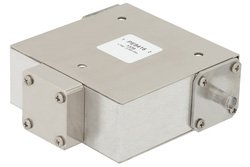 50 Ohm SMA Isolator Operating From 1.7 GHz to 2.2 GHz And 10 Watts With 18 dB Isolation
