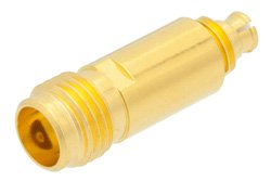 Precision 2.4mm Female to SMP Female Adapter