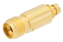 Precision 2.92mm Female to SMP Female Adapter