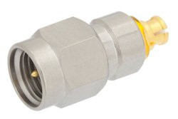 Precision SMA Male to Mini SMP Female Adapter