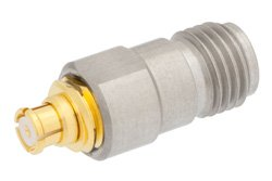 Precision SMA Female to SMP Female Adapter