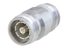 Low PIM 4.3-10 Female to 4.3-10 Female Adapter