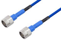 PE-TC195 Series Phase Stable Test Cable N Male to N Male to 18 GHz  ,RoHS