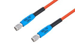 PE-TC151 Series Phase Stable Test Cable SMA Male to SMA Male to 18 GHz  ,RoHS