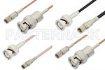 10-32 to BNC Cable Assemblies