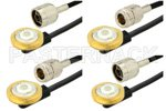 Type N to NMO Mount Cable Assemblies