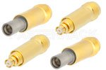 SMP to 2.4mm Adapters