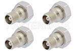 7/16 DIN to HN Adapters Standard Polarity