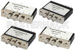 DPDT Terminated Electromechanical Relay Switches