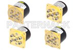 Low Power SP4T Electromechanical Relay Switches (<10 Watts)