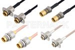 BMA Jack to BMA Jack Cable Assemblies