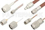 SMA Male to TNC Male Cable Assemblies