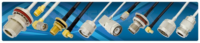 Hand Formable Semi-Rigid Cable Assemblies Up to 18 GHz New from Pasternack