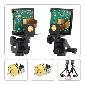 60 GHz Waveguide Transmitter/Receiver Modules and 60 GHz Development System