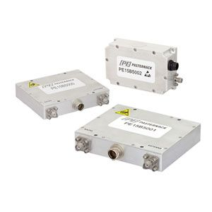 Coaxial Packaged Bi-Directional Amplifiers from Pasternack