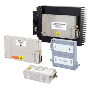 Pasternack Expands Portfolio of GaN Coaxial Power Amplifiers