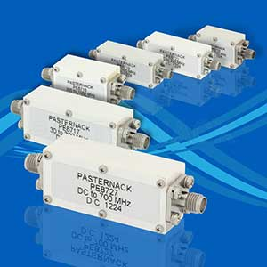 Lowpass and Highpass Filters from Pasternack