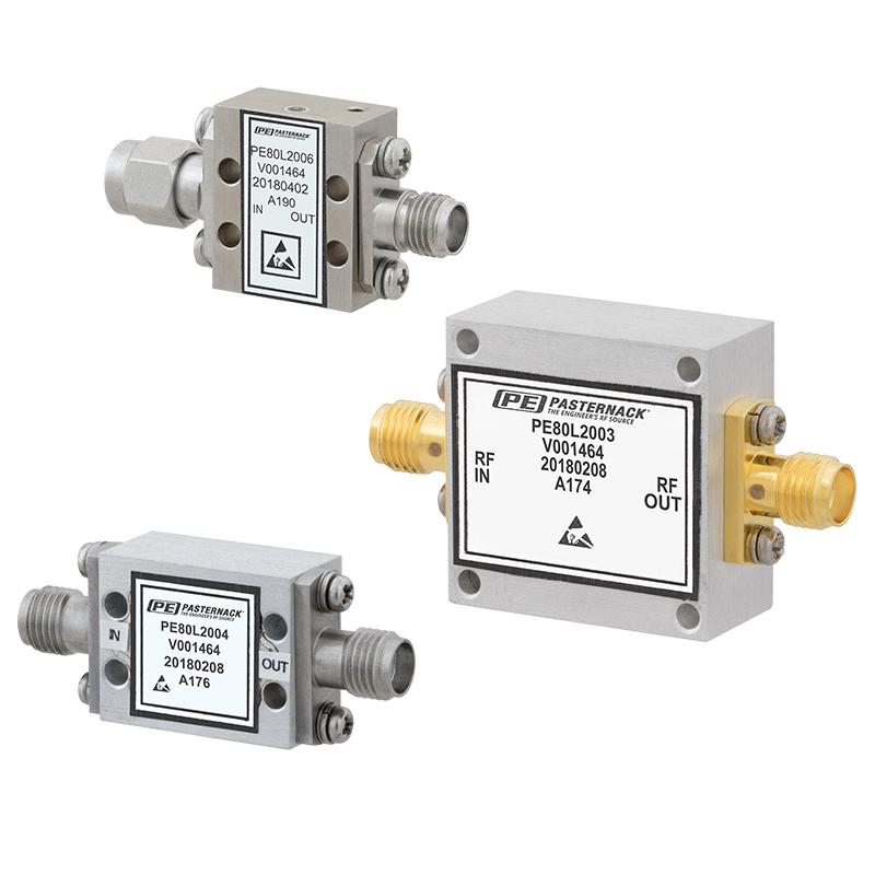 High Power RF Limiters | Protect RF Receiver Components up to 40 GHz
