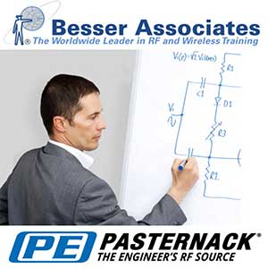 Pasternack Partners with Besser Associates