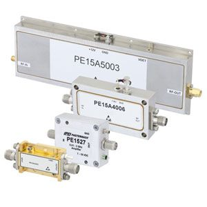 Connectorized RF Amplifiers from Pasternack
