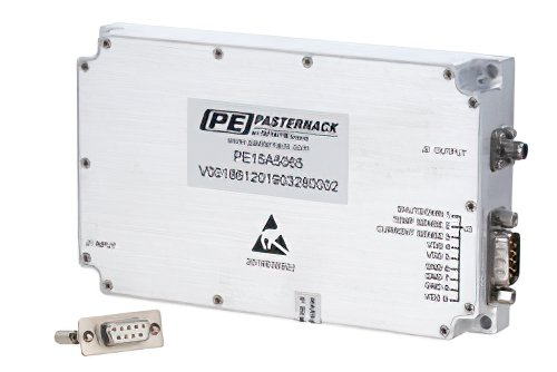 51 dB Gain, 100 Watt Psat, 20 MHz to 520 MHz, High Power LDMOS Amplifier, SMA, Class AB