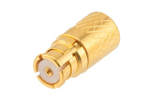 0.25 Watt RF Load Up to 26.5 GHz With SMP Female Input Gold Plated Beryllium Copper
