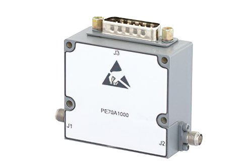 0 to 40 dB Voltage Variable Attenuator, PIN Diode, 400 MHz To 6 GHz, SMA