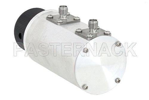 Trilithic RSA-2570D-SMA RF Step Attenuator 0-70 dB DC-2 GHz 1 dB Steps