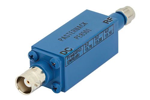 50 Ohm BNC Medium Power Noise Source With A Noise Output ENR Of 15.5 dB From 2 GHz to 4 GHz