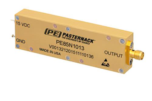 50 Ohm Amplified Noise Module Pout = -14 dBm, -112 dBm/Hz, SMA Connectorized