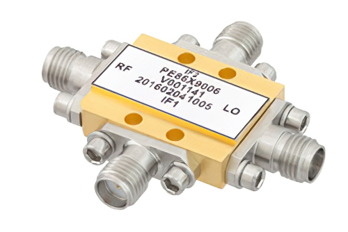 IQ Mixer Operating From 30 GHz to 38 GHz With an IF Range From DC to 3.5 GHz And LO Power of +17 dBm, Field Replaceable 2.92mm