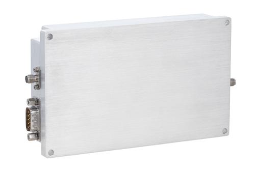 47 dB Gain, 50 Watt Psat, 1.5 MHz to 100 MHz, High Power VDMOS Amplifier, SMA, Class AB