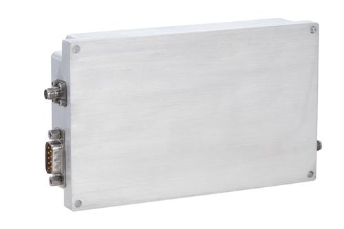 50 dB Gain, 100 Watt Psat, 500 MHz to 1 GHz, High Power LDMOS Amplifier, SMA, Class AB
