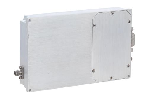 48 dB Gain, 50 Watt Psat, 1.2 GHz to 1.6 GHz, High Power GaN Amplifier, SMA, Class AB