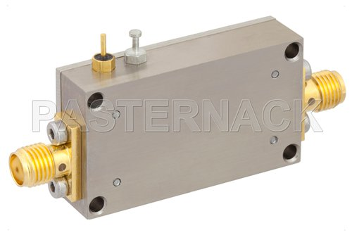 40 dB Gain, 32 dBm IP3, 1.5 dB NF, 17 dBm P1dB, 10 MHz to 1,000 MHz, Low Noise Amplifier, SMA