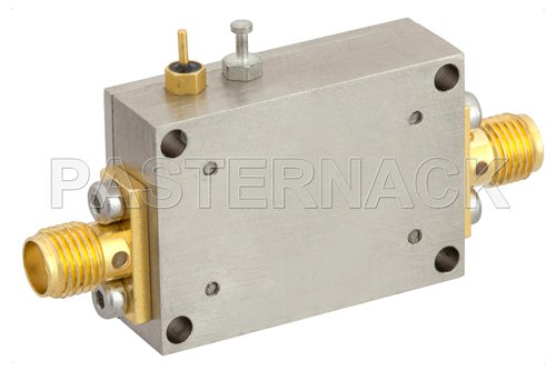39 dBm IP3, 1.6 dB NF, 23 dBm P1dB, 30 MHz to 1.5 GHz, Low Noise Amplifier, 29 dB Gain, SMA