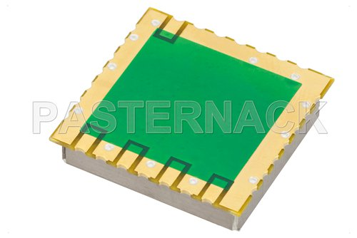 Surface Mount (SMT) 1,000 MHz Phase Locked Oscillator, 10 MHz External Ref., Phase Noise -100 dBc/Hz, 0.9 inch Package