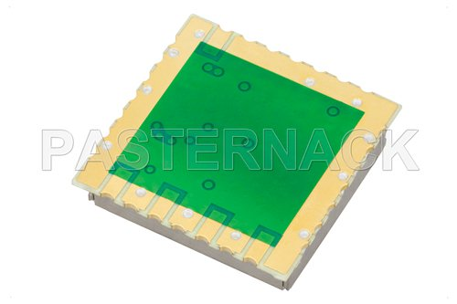 Surface Mount (SMT) 1,000 MHz Phase Locked Oscillator, 100 MHz External Ref., Phase Noise -110 dBc/Hz, 0.9 inch Package
