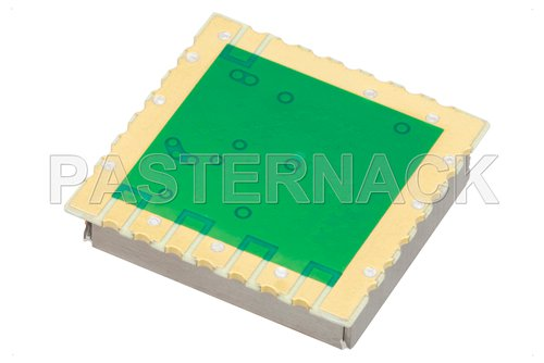 Surface Mount (SMT) 2 GHz Phase Locked Oscillator, 100 MHz External Ref., Phase Noise -110 dBc/Hz, 0.9 inch Package
