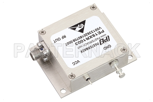 10 MHz Free Running Reference Oscillator, Internal Ref., Phase Noise -150 dBc/Hz, SMA