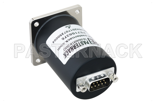SP6T Electromechanical Relay Normally Open Switch, DC to 18 GHz, up to 90W, 24V, TTL, SMA